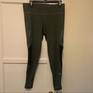Adidas climate green legging